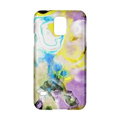 Watercolour Watercolor Paint Ink Samsung Galaxy S5 Hardshell Case