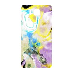 Watercolour Watercolor Paint Ink Samsung Galaxy Alpha Hardshell Back Case