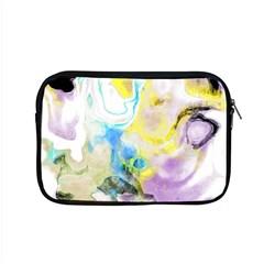 Watercolour Watercolor Paint Ink Apple Macbook Pro 15  Zipper Case