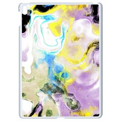 Watercolour Watercolor Paint Ink Apple Ipad Pro 9 7   White Seamless Case