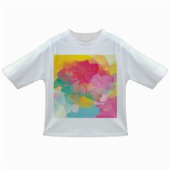 Watercolour Gradient Infant/toddler T Shirts