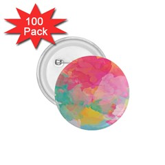 Watercolour Gradient 1 75  Buttons (100 Pack)