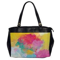 Watercolour Gradient Office Handbags