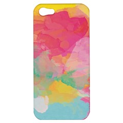 Watercolour Gradient Apple Iphone 5 Hardshell Case