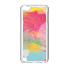 Watercolour Gradient Apple Ipod Touch 5 Case (white)