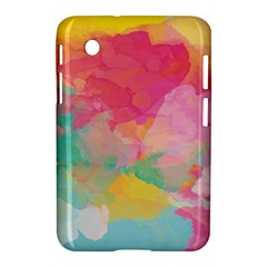 Watercolour Gradient Samsung Galaxy Tab 2 (7 ) P3100 Hardshell Case