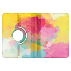 Watercolour Gradient Kindle Fire Hdx Flip 360 Case