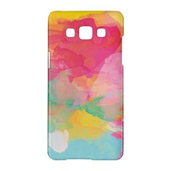 Watercolour Gradient Samsung Galaxy A5 Hardshell Case