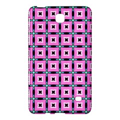 Pattern Pink Squares Square Texture Samsung Galaxy Tab 4 (7 ) Hardshell Case