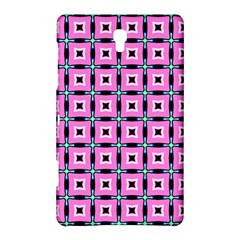 Pattern Pink Squares Square Texture Samsung Galaxy Tab S (8 4 ) Hardshell Case