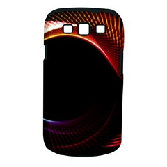 Grid Bent Vibration Ease Bend Samsung Galaxy S Iii Classic Hardshell Case (pc+silicone)