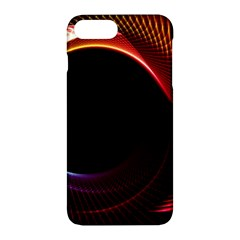 Grid Bent Vibration Ease Bend Apple Iphone 7 Plus Hardshell Case