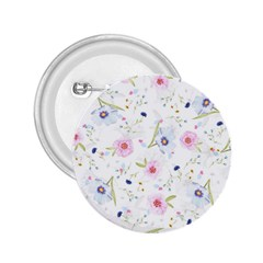 Floral Pattern Background 2 25  Buttons