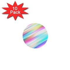 Background Course Abstract Pattern 1  Mini Buttons (10 Pack)
