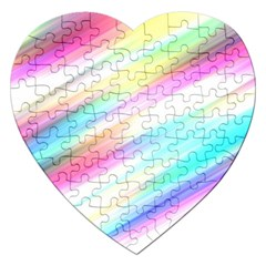 Background Course Abstract Pattern Jigsaw Puzzle (heart)