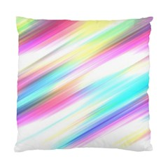 Background Course Abstract Pattern Standard Cushion Case (one Side)