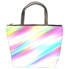 Background Course Abstract Pattern Bucket Bags