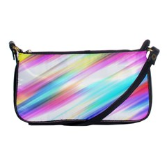 Background Course Abstract Pattern Shoulder Clutch Bags