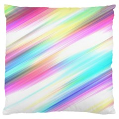 Background Course Abstract Pattern Large Cushion Case (one Side)