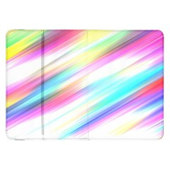Background Course Abstract Pattern Samsung Galaxy Tab 8 9  P7300 Flip Case
