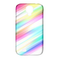 Background Course Abstract Pattern Samsung Galaxy S4 Classic Hardshell Case (pc+silicone)