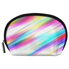 Background Course Abstract Pattern Accessory Pouches (large)