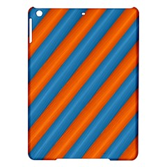 Diagonal Stripes Striped Lines Ipad Air Hardshell Cases