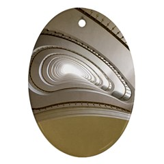 Staircase Berlin Architecture Ornament (oval)
