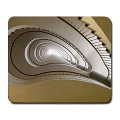 Staircase Berlin Architecture Large Mousepads