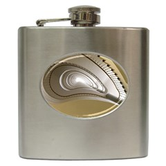 Staircase Berlin Architecture Hip Flask (6 Oz)