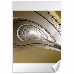 Staircase Berlin Architecture Canvas 20  X 30