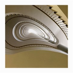 Staircase Berlin Architecture Medium Glasses Cloth (2 Side)
