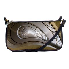 Staircase Berlin Architecture Shoulder Clutch Bags