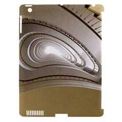 Staircase Berlin Architecture Apple Ipad 3/4 Hardshell Case (compatible With Smart Cover)