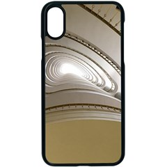 Staircase Berlin Architecture Apple Iphone X Seamless Case (black)