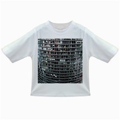 Skyscraper Glass Facade Offices Infant/toddler T Shirts
