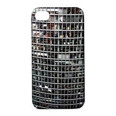 Skyscraper Glass Facade Offices Apple Iphone 4/4s Hardshell Case With Stand