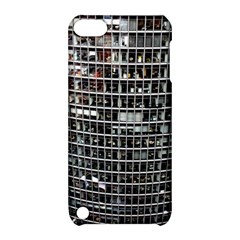 Skyscraper Glass Facade Offices Apple Ipod Touch 5 Hardshell Case With Stand