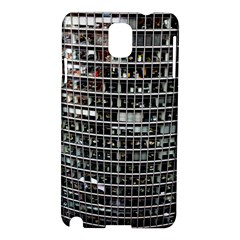 Skyscraper Glass Facade Offices Samsung Galaxy Note 3 N9005 Hardshell Case