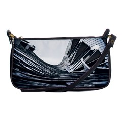 Architecture Modern Skyscraper Shoulder Clutch Bags