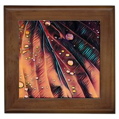 Abstract Wallpaper Images Framed Tiles