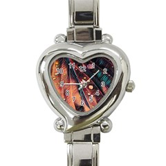 Abstract Wallpaper Images Heart Italian Charm Watch