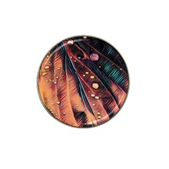 Abstract Wallpaper Images Hat Clip Ball Marker (10 Pack)