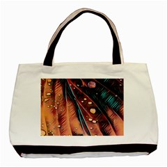 Abstract Wallpaper Images Basic Tote Bag