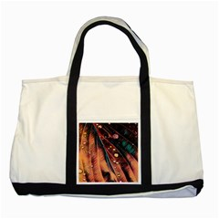 Abstract Wallpaper Images Two Tone Tote Bag