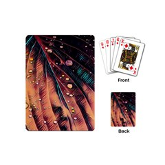 Abstract Wallpaper Images Playing Cards (mini)