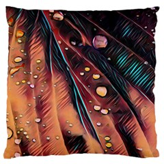 Abstract Wallpaper Images Standard Flano Cushion Case (one Side)