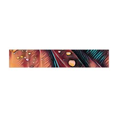 Abstract Wallpaper Images Flano Scarf (mini)