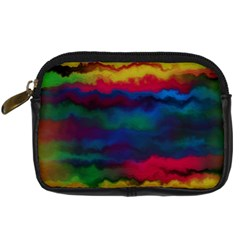 Watercolour Color Background Digital Camera Cases