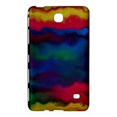 Watercolour Color Background Samsung Galaxy Tab 4 (8 ) Hardshell Case